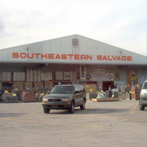Southeastern Salvage Chattanooga
