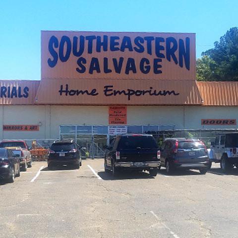 Southeastern Salvage Home Emporium Shreveport