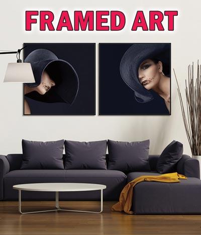 Framed Art – 127 Styles starting at $14