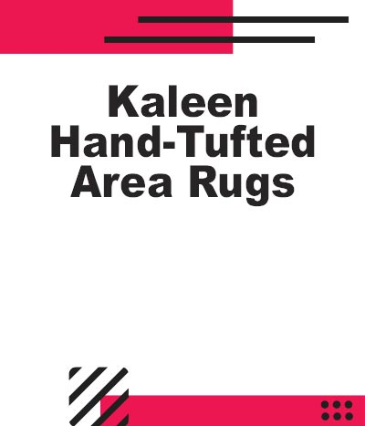 Kaleen Hand-Tufted Area Rugs