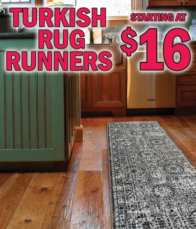 Turkish Runners starting at $16