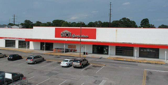 Chesapeake storefront
