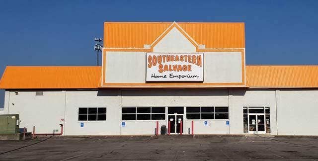 Huntsville storefront