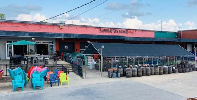 Nashville storefront