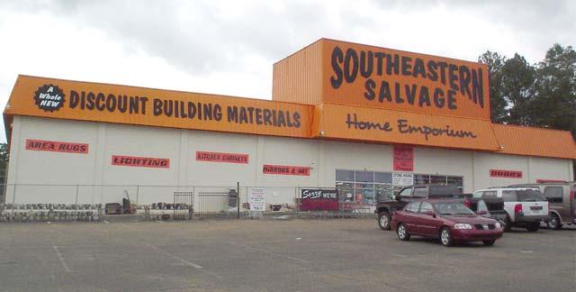 Shreveport storefront