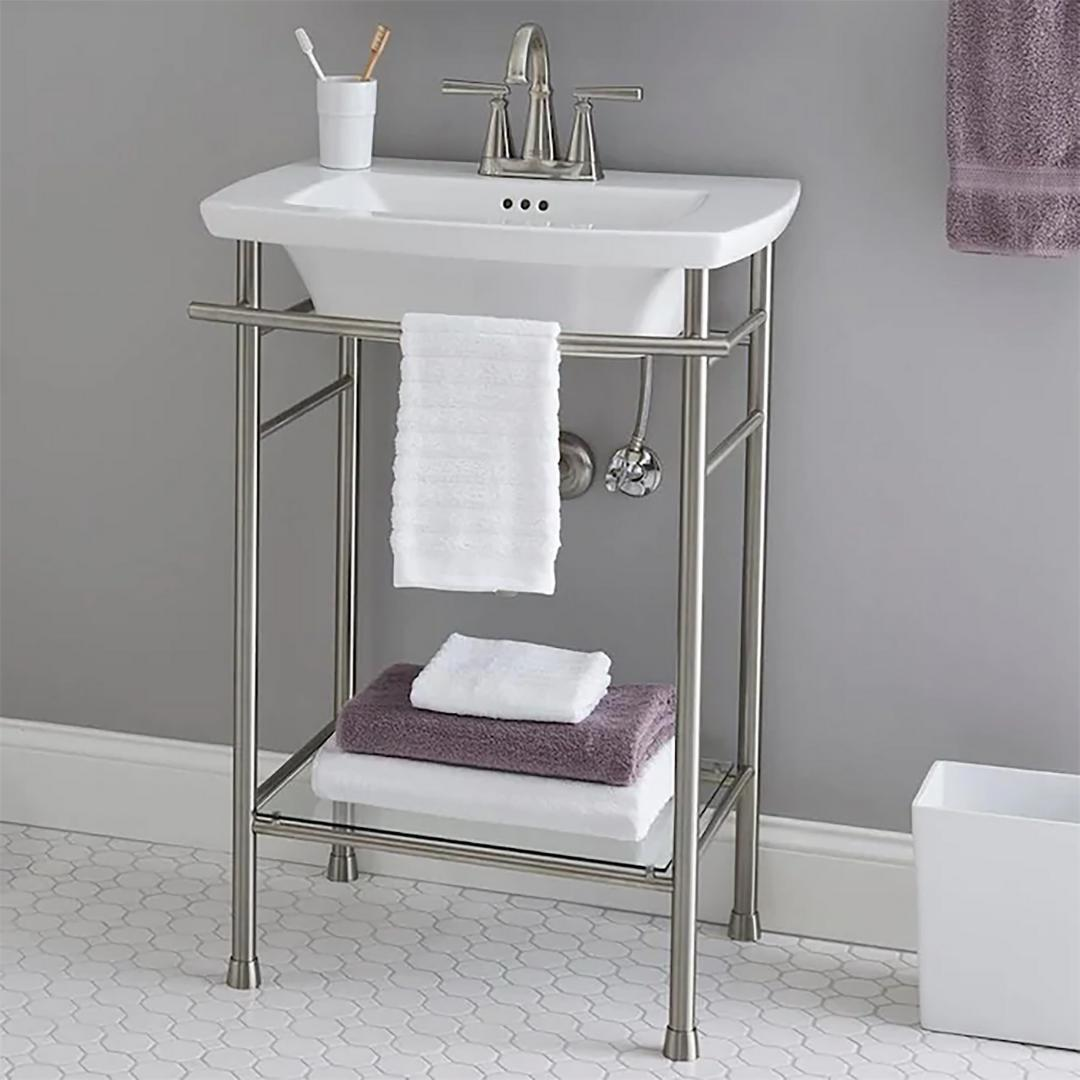 These American Standard Edgemere 2-pc Bath Vanities are a steal at $198.