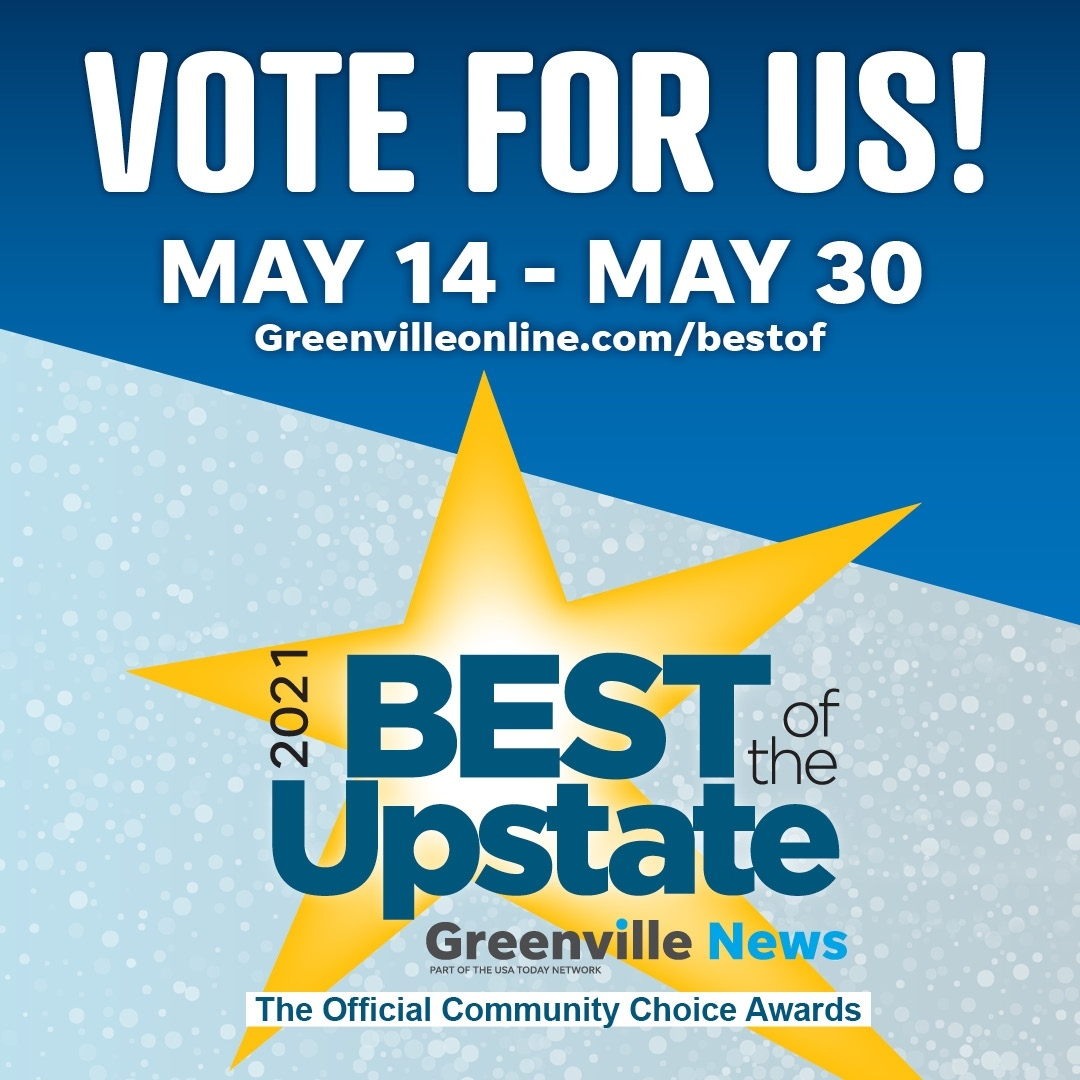 Our Greenville Home Emporium store has been nominated for Best Furniture Store in the 2021 Best of the Upstate awards! We're so grateful for your support. Voting ends on Sunday, May 30th. You can vote for us and your other favorites by visiting Greenvilleonline.com/bestof OR the link in our bio.