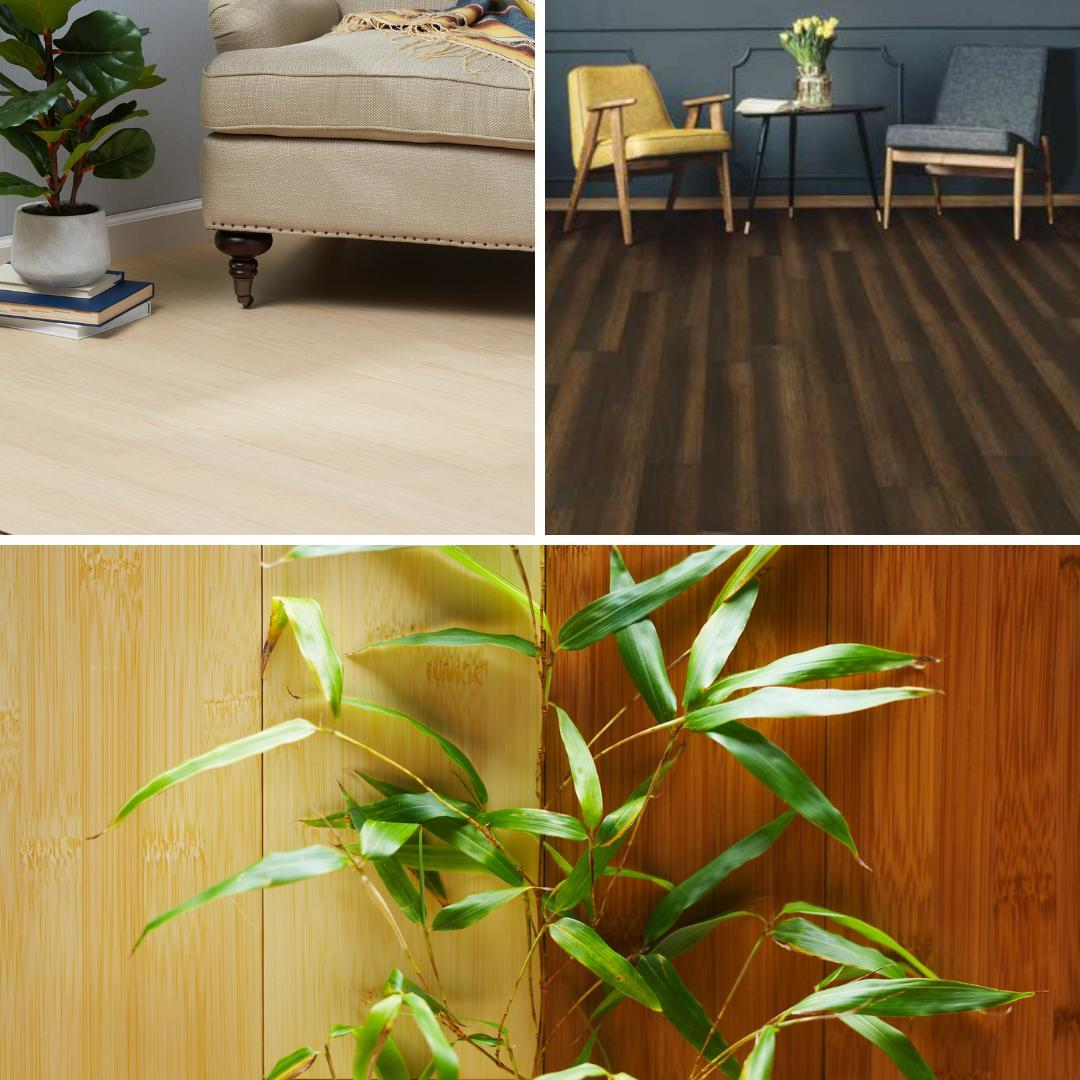 Bamboo is an attractive, hygienic, and termite-resistant option for flooring. Our Wide Plank Bamboo Flooring ranges from $1.48-$2.98 per square foot.